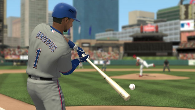 Major League Baseball 2K12 Screenshot