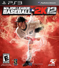 Major League Baseball 2K12 Box Art