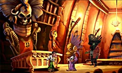 Monkey Island 2 Special Edition: LeChuck&#146s Revenge screenshot