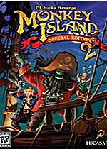 Monkey Island 2 Special Edition: LeChuck&#146s Revenge box art