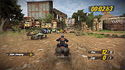 MotorStorm: Pacific Rift screenshot