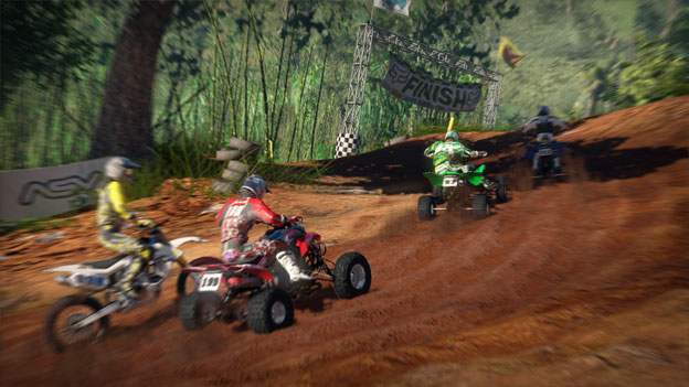 MX vs. ATV Alive Screenshot