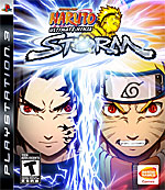 Naruto: Ultimate Ninja Storm (Action / Adventure)