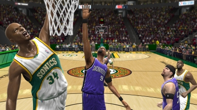 NBA 07 screenshot