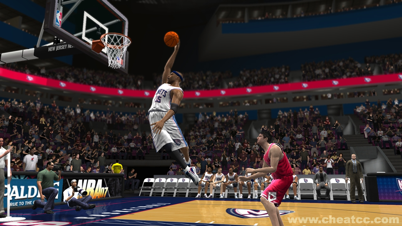 NBA 07 Review / Preview for PlayStation 3