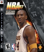 NBA 07 box art
