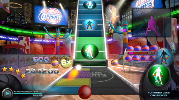 NBA Baller Beats Screenshot