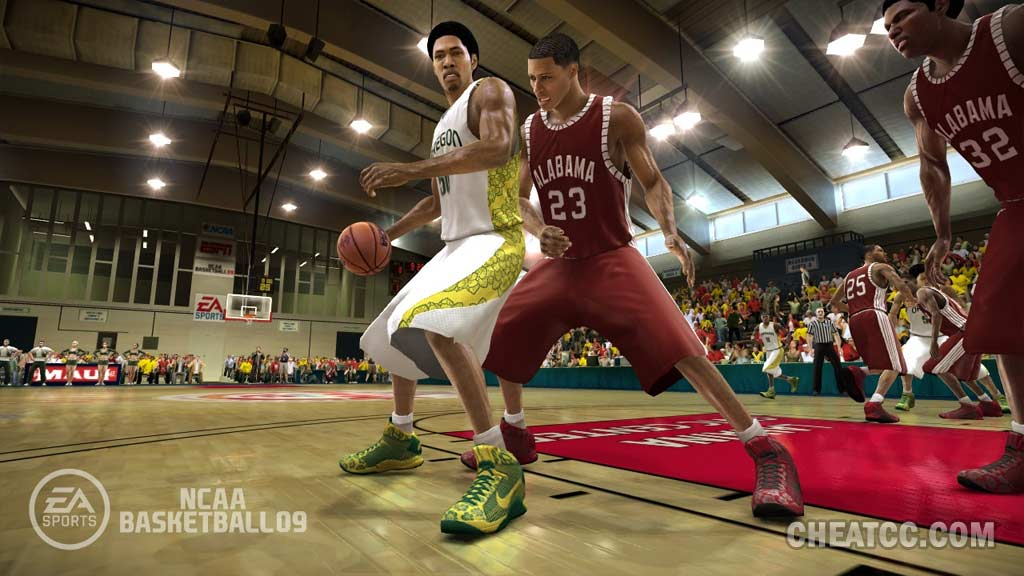 NCAA Basketball 09 Review for PlayStation 3 (PS3)