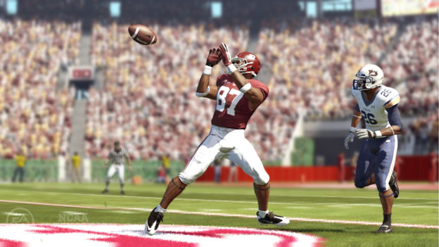 NCAA Football 12 Screenshot