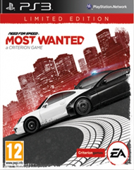 need for speed most wanted review for playstation 3 ps3 cheat code central. Black Bedroom Furniture Sets. Home Design Ideas