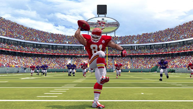 NFL Blitz Screenshot