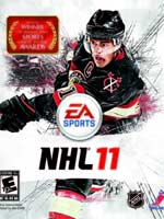 NHL 11 box art