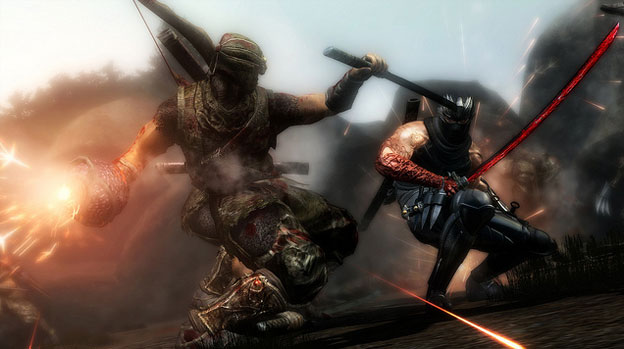 Ninja Gaiden 3 Screenshot