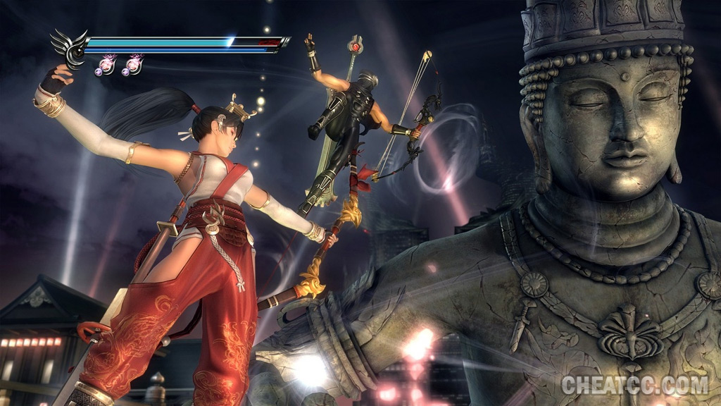 Ninja Gaiden Sigma 2 Review For Playstation 3 Ps3