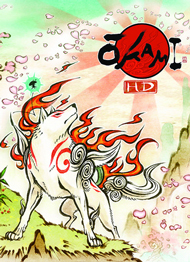 Okami HD Box Art