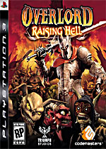 Overlord: Raising Hell box art