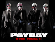 PAYDAY: The Heist - Wolfpack Box Art
