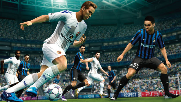 Pro Evolution Soccer 2012 Screenshot