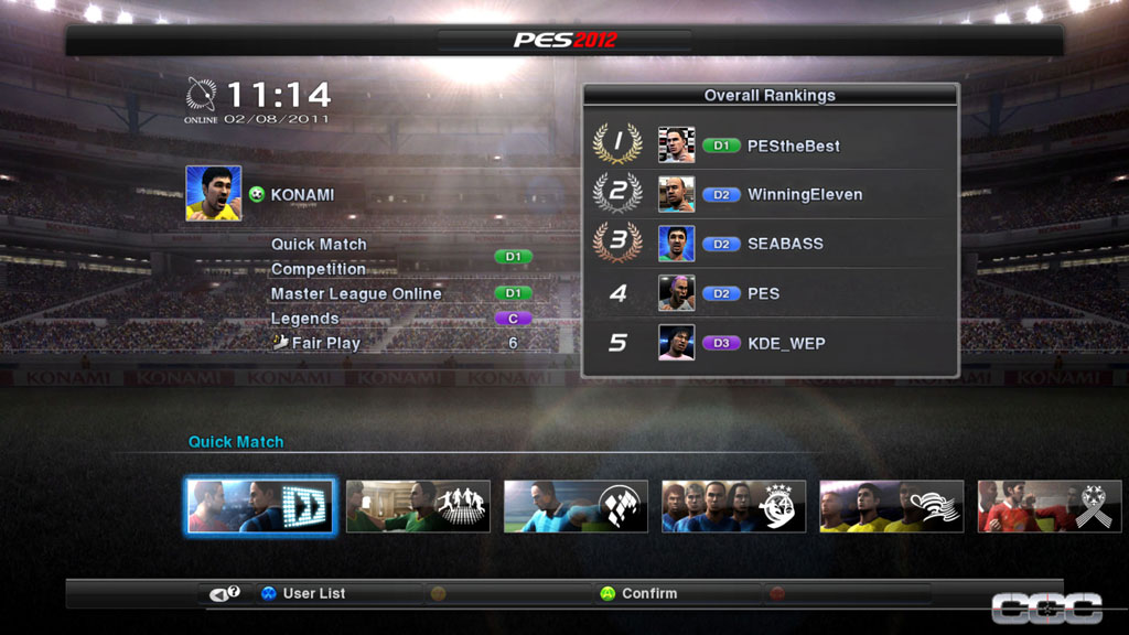 pes 2012 crack only download games