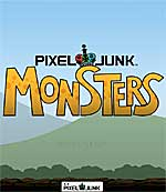 PixelJunk: Monsters box art