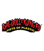 Rag Doll Kung Fu: Fists of Plastic box art
