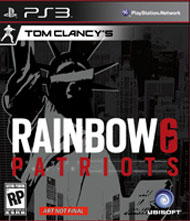 Tom Clancy's Rainbow 6: Patriots Box Art