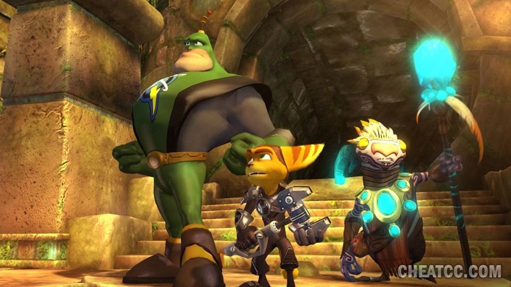 ratchet and clank crack in time ps3 cheats