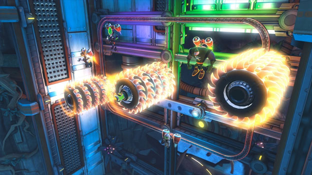 Ratchet and Clank: All 4 One Screenshot