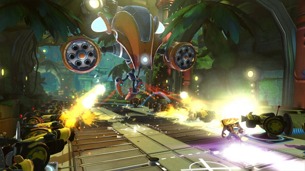 Ratchet & Clank: Full Frontal Assault Screenshot
