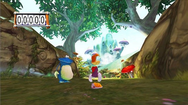 Rayman 3 HD Screenshot