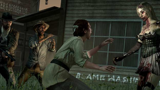 Red Dead Redemption: Undead Nightmare screenshot