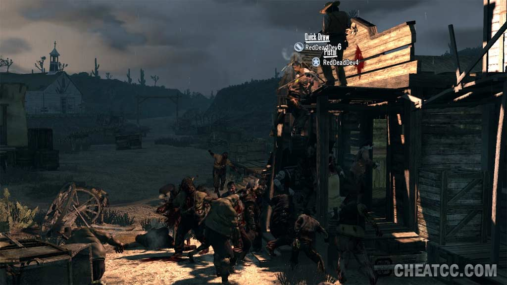 Red Dead Redemption Undead Nightmare Review For Playstation 3 Ps3