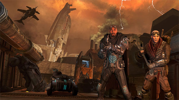 Red Faction: Armageddon Screenshot