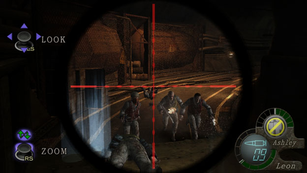 Resident Evil 4 Review For Playstation 3 Ps3 Cheat Code Central
