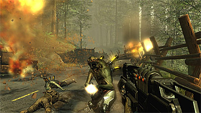 Resistance 2 screenshot