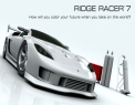 Ridge Racer 7 screenshot &#150 click to enlarge