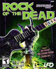 Rock of the Dead box art