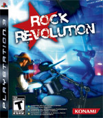 Rock Revolution box art