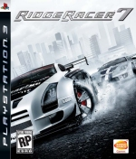 Ridge Racer 7 box art