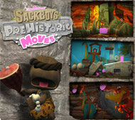 Sackboy's Prehistoric Moves Box Art
