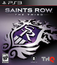 Saints Row: The Third Box Art