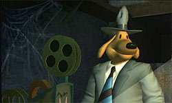 Sam & Max: The Devil's Playhouse - Episode 2:  The Tomb of Sammun-Mak screenshot