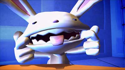 Sam & Max: The Devil's Playhouse Episode 4: Beyond the Alley of the Dolls screenshot