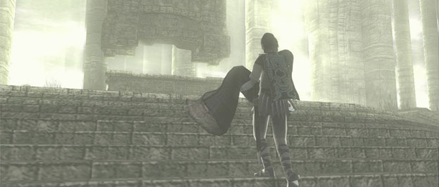 Shadow of the Colossus Screenshot