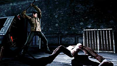 Silent Hill: Homecoming screenshot