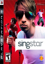 Singstar box art