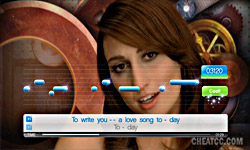 SingStar Volume 2 screenshot