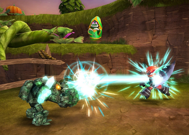 Skylanders: Giants Screenshot