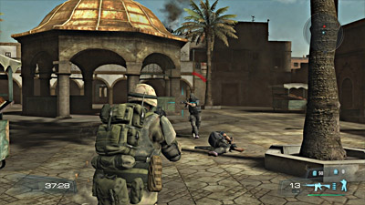 SOCOM: U.S. Navy SEALs Confrontation screenshot