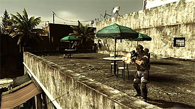 SOCOM U.S. Navy SEALs Confrontation screenshot